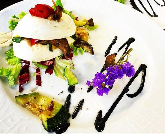 Hotel Savoia: Mozzarella Ripiena