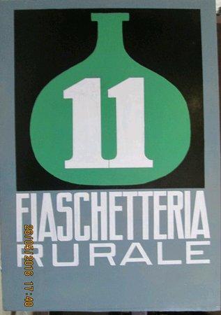 Scansano, Italia: Fiaschetteria rurale
