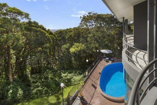 Charlestown, Australia: Bedroom Balcony