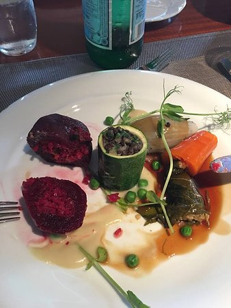 Carmel Forest Spa Resort by Isrotel Exclusive Collection: Stuffed Vegetables