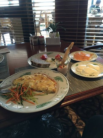 Carmel Forest Spa Resort by Isrotel Exclusive Collection: Breakfast