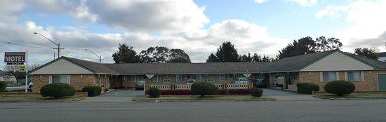 Goulburn, Australia: The motel