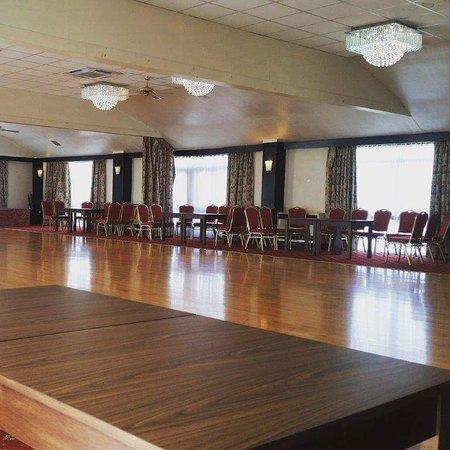 Wessex Hotel: Ballroom