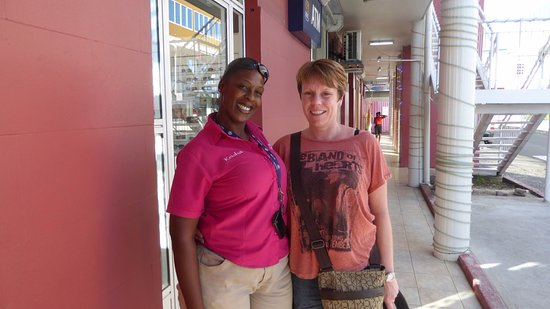 Antigua V.I.P. Tours: Keisha