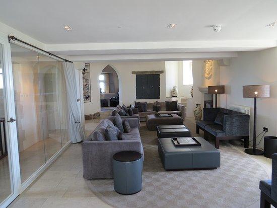 Roch, UK: Lounge