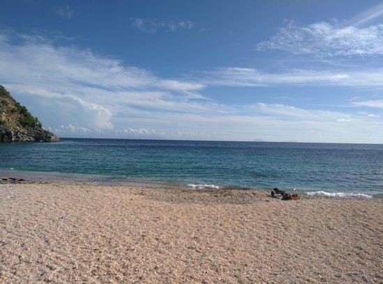 Terre-de-Haut, Guadeloupe: Beach