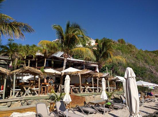 Terre-de-Haut, Guadeloupe: Bar
