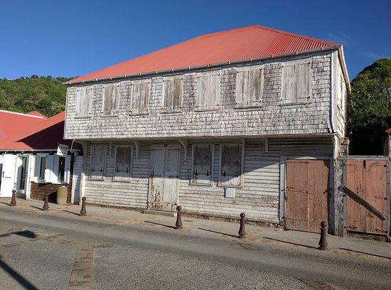 Terre-de-Haut, Guadeloupe: arround