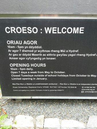 Llanbedrog, UK: Plas Glyn y Weddw