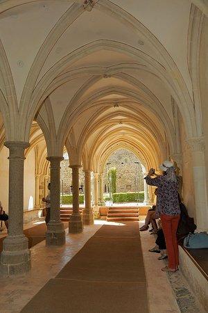 Hambye, Frankrike: salle capitulaire
