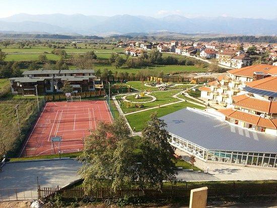 Razlog, Bulgaria: the hotel