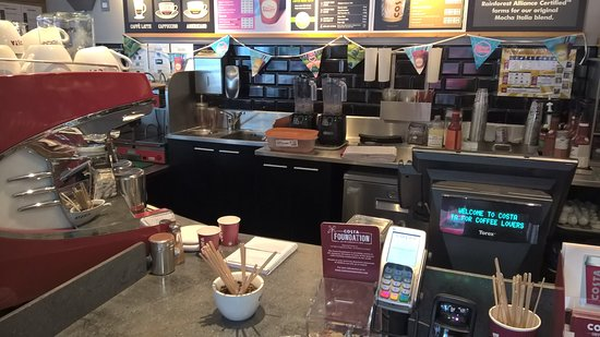 Moseley Village Costa Not This One Review Of Costa