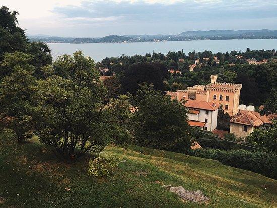 Леса, Италия: Vista