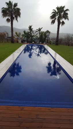 Cabo Occidental, Sudáfrica: The pool