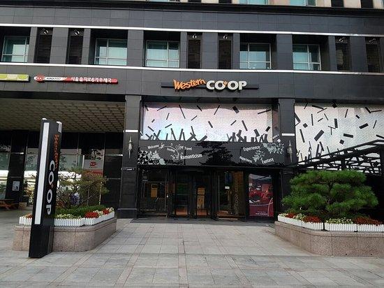 Western Co-Op Residence