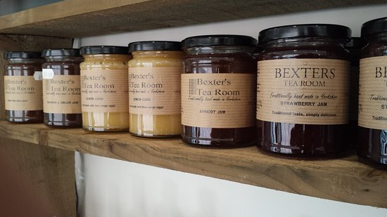 Stokesley, UK: Chutneys & Relish