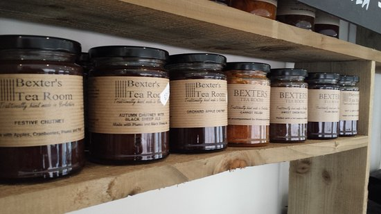 Stokesley, UK: Jams, Curds & Marmalades