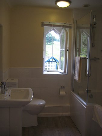 Baslow, UK: Bathroom