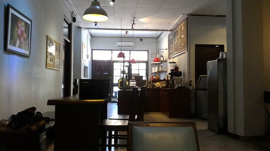 A recommended coffee place for coffee lover
