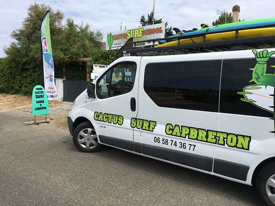 Cactus Surf Capbreton