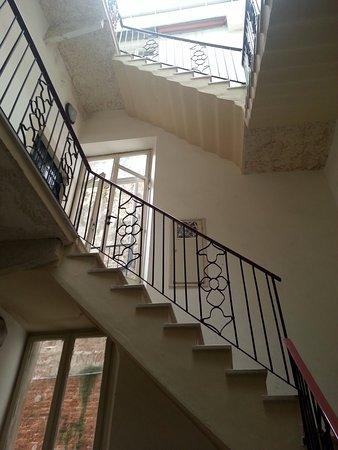 Le numerose rampe di scale foto di b b alla rosa - Foto di scale ...