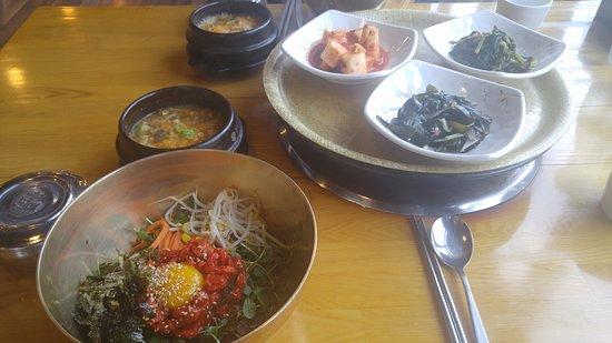 Hampyeong Korean Beef Market