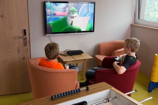 Hirschegg, Αυστρία: Playstation