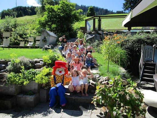Hirschegg, Αυστρία: Happy mit Kindern