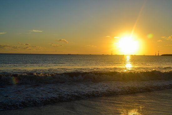 Jimbaran, Indonesien: sunset