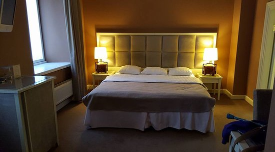 Merchant's House Hotel: My bedroom