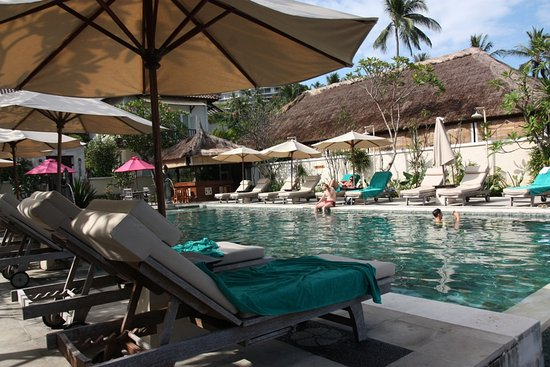 Puri Mas Boutique Resort & Spa: Piscine