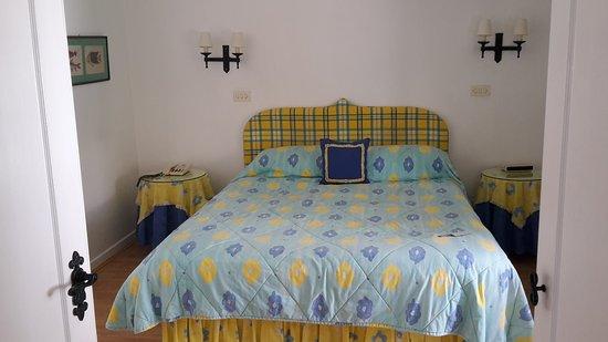 Penrhyndeudraeth, UK: Neprtune suite's beautiful bedroom