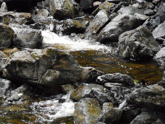 Borrowdale, UK: Lodore Falls