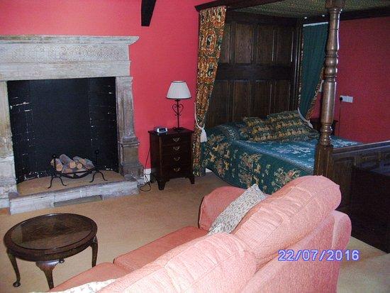 Corfe Castle, UK: Elizabethan Suite,
