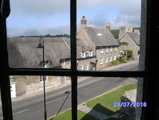Corfe Castle Resmi