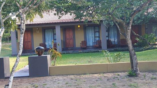 Tan-'n-Biki: Beautiful new rooms in main camp