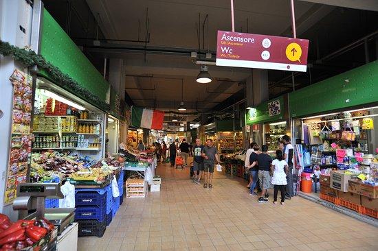 Mercato Trionfale: interno
