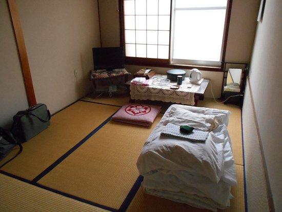 Haginosato Annex : 宿泊した部屋