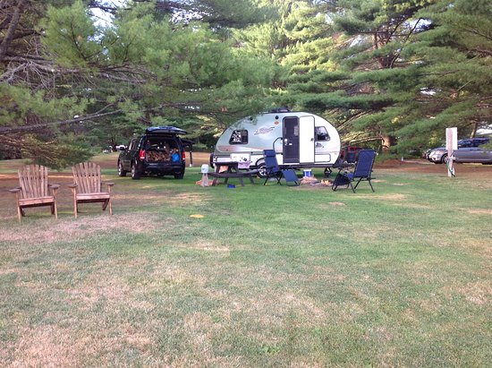 Wiscasset, ME: Camp site