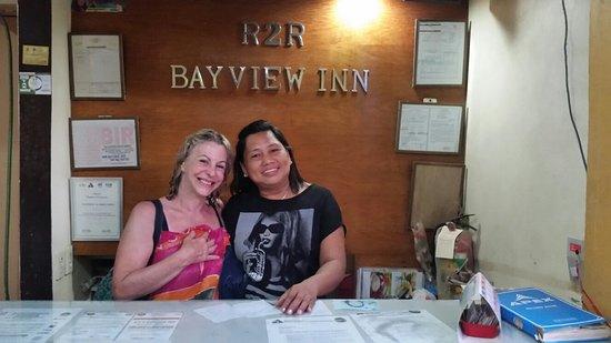 Coron R2R Bayview Inn: Amazing budget hotel