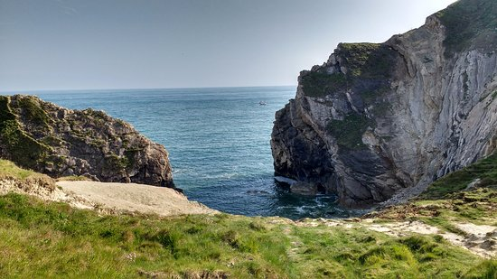 Dorset, UK : LULWORTH COVE
