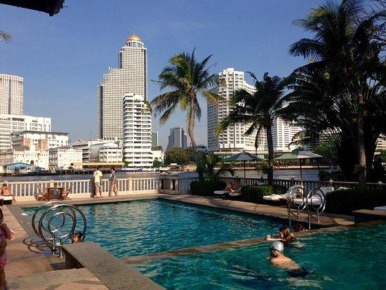 The Peninsula Bangkok: Pool