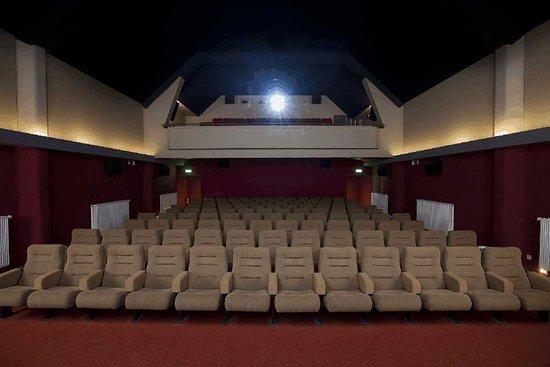 De Haan, Belgia: Salle de cinéma