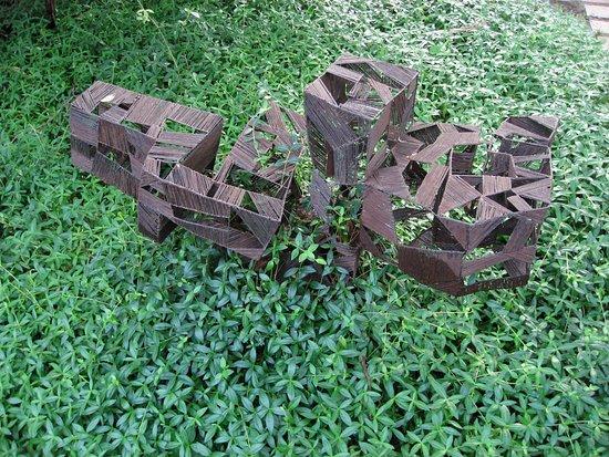 Eguilles, France: Sculpture