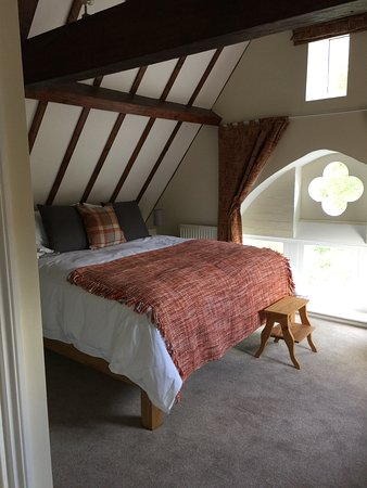 Bucknell, UK: Photos taken of our stay at The School House