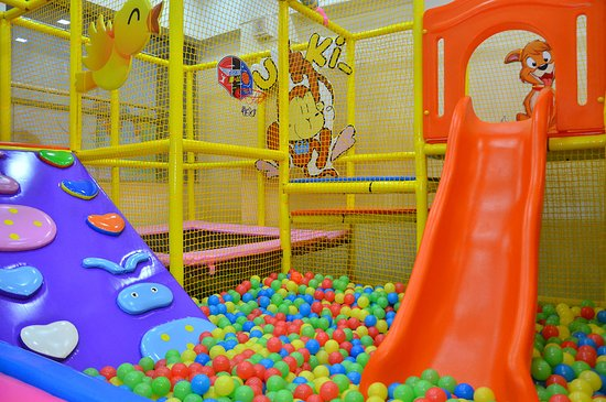 Baccha Party Indoor Play Space
