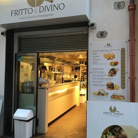 Fritto & Divino