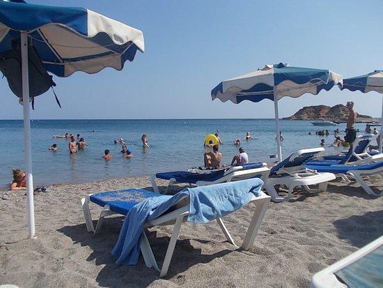 Kiotari, Grecia: Plage de Lagouni : rien à dire !