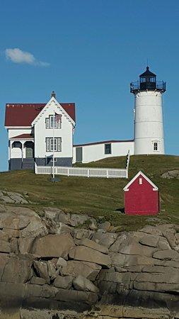 Cape Neddick Nubble Lighthouse Φωτογραφία