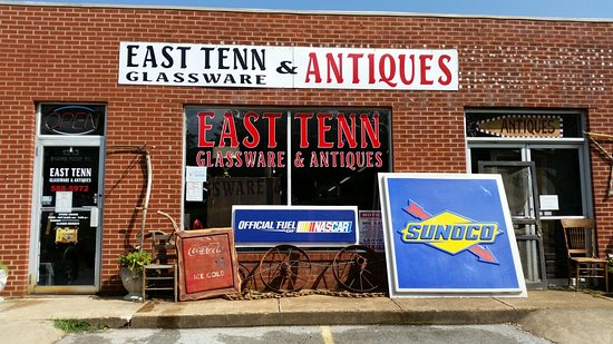Greeneville, TN: Just a few pics of items you can always find. .